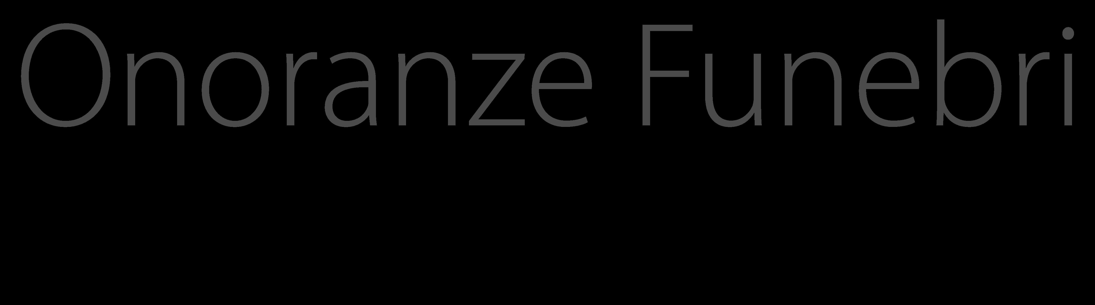 Onoranze Funebri La Rinascente logo